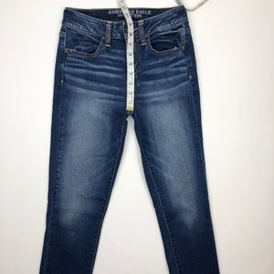 American Eagle Outfitters Jeans - American Eagle High Rise Jegging Jeans